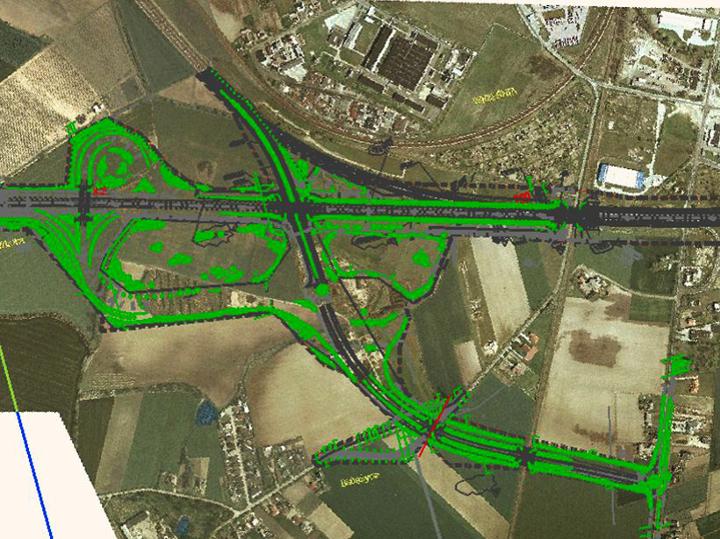 Urządzenia ograniczające uciążliwość autostrady płatnej A2