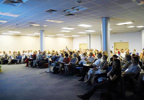 O angażowaniu społeczności lokalnej na IX konferencji Zielone Miasto