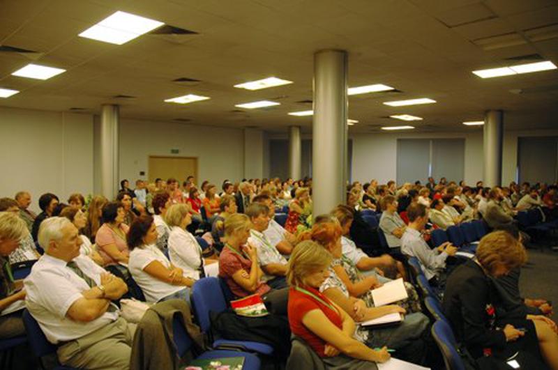 O partycypacji społecznej w kształtowaniu terenów zieleni na XIV konferencji Zielone Miasto