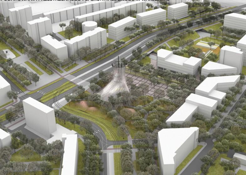 Koncepcja zagospodarowania przestrzennego Placu Grunwaldzkiego